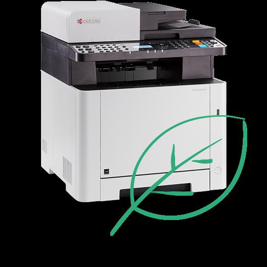 Kyocera Ecosys M5521 cdw, Laser