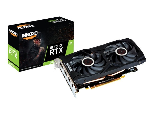 Inno3D GeForce RTX 2060 Twin X2 6GB DDR6