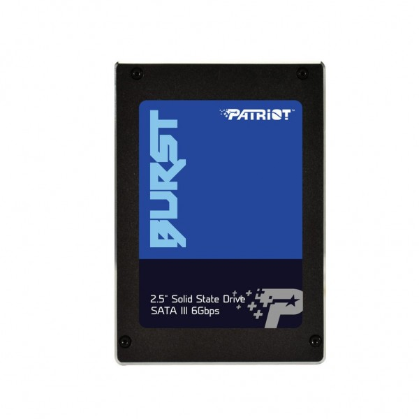 "Patriot Burst 240GB Solid State Drive SATA 6Gb/s 2,5"""
