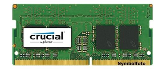 8GB DDR4-SDRAM, PC2666, Crucial Ballistix Sport, SO-Dimm