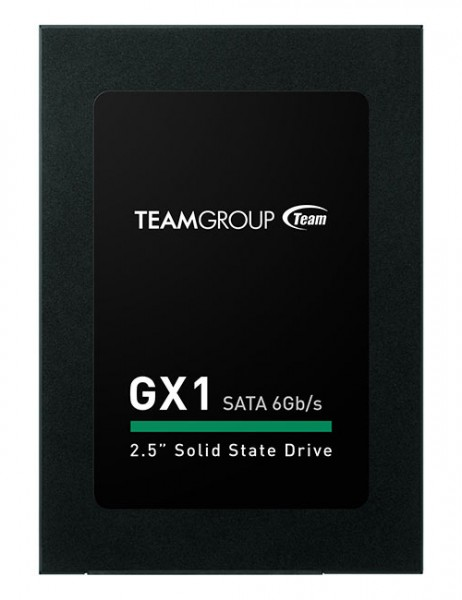 Team GX1 480GB Solid State Drive SATA 6Gb/s 2,5""