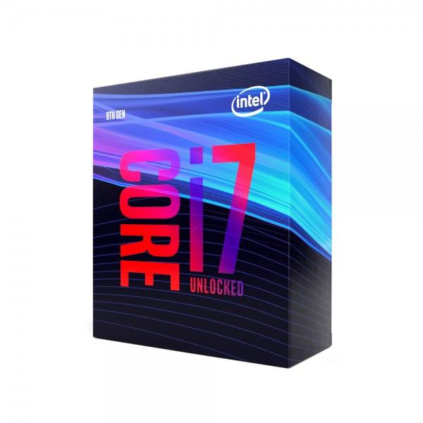 Intel Core I7-9700F, 3.0 GHz, Box