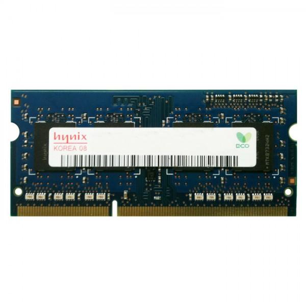 4GB DDR3-SDRAM, PC1600L, Marke, SO-Dimm