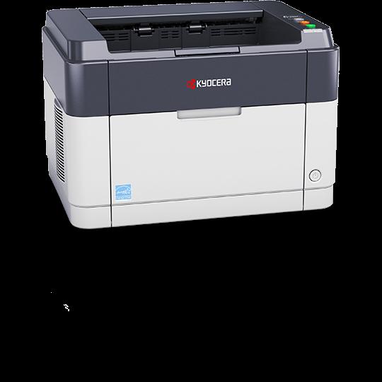 Kyocera FS-1061DN, Laser (SW)