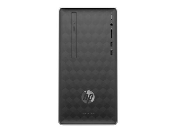 PC-System HP Pavilion 290 SFF, Intel I3-8100, 4GB Ram, 240GB SSD, DVD-RW, Windows 10 Pro