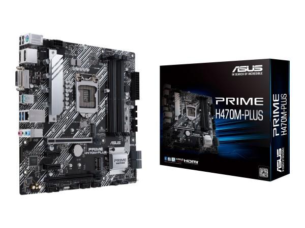 Asus Prime H470M Plus