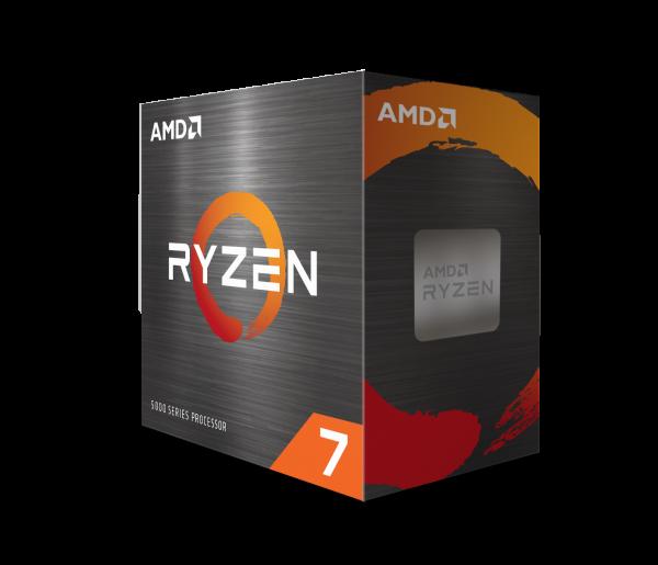 AMD Ryzen 7 5800X, Boxed, WOF
