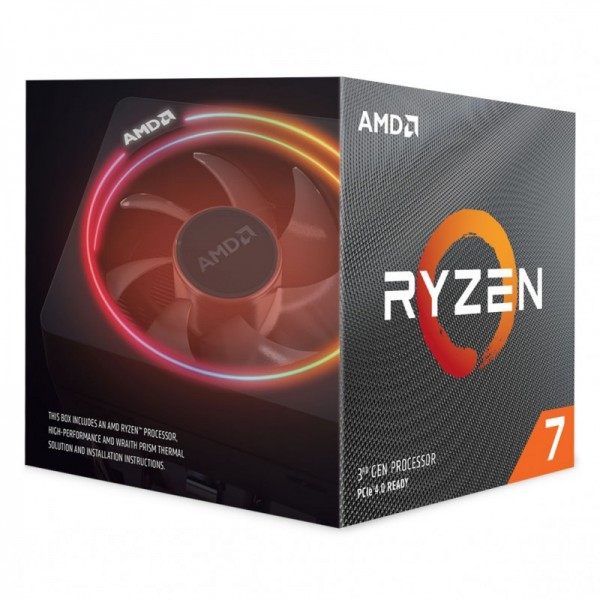 AMD Ryzen 7 3700X, Boxed
