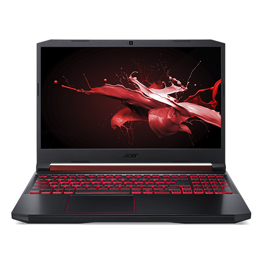 "Acer V5 Nitro 39,6cm (15,6"") Notebook, Intel Core I7-10750H, 8GB, 512GBB, GTX1650Ti-4GB, W10, FullHD"