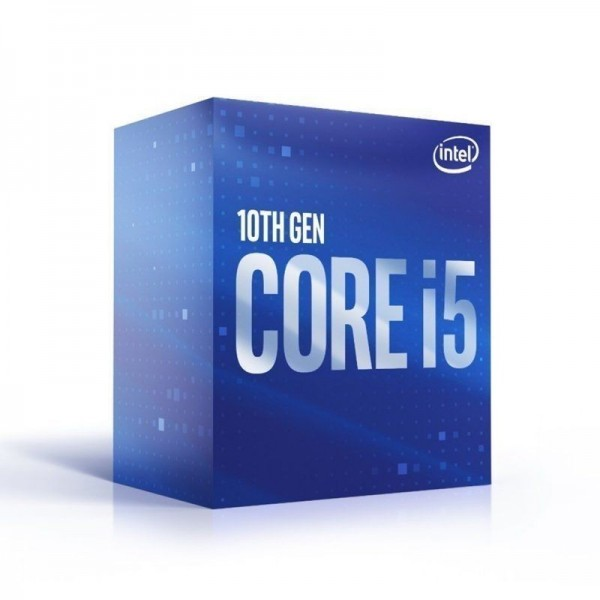 Intel Core I5-10500, 3.1 bis 4.5 GHz, Box