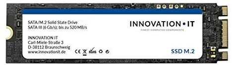InnovationIT 480GB Solid State Drive M.2
