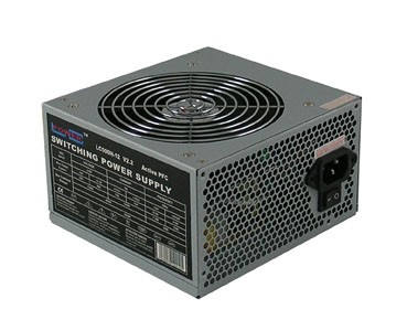 LC-Power LC500H-12 V2.2 500 Watt PC Netzteil