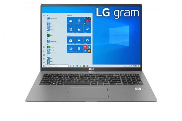 LG gram (17,3), I7-1065G7, 16GB, 512GB SSD, Win 10, WQXGA 16:10 IPS matt, 1.35kg, 17h Akku