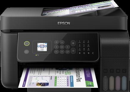 Epson Ecotank ET-5190, Multifunktion