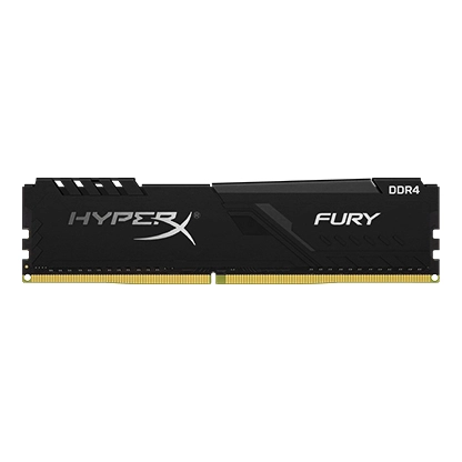 16GB DDR4-SDRAM, PC3200, Hyper X Fury, Kingston