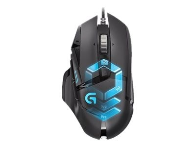 Logitech Proteus Spectrum G502 Gaming