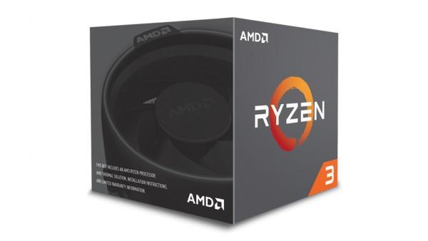 AMD Ryzen 3 3100, Boxed