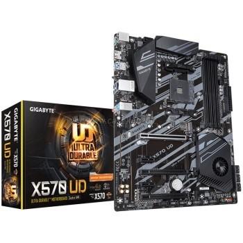 Mainboard-Bundle Gamer Xtreme, Gigabyte X570-UD , AMD Ryzen 3700X, 16GB DDR4 PC3200