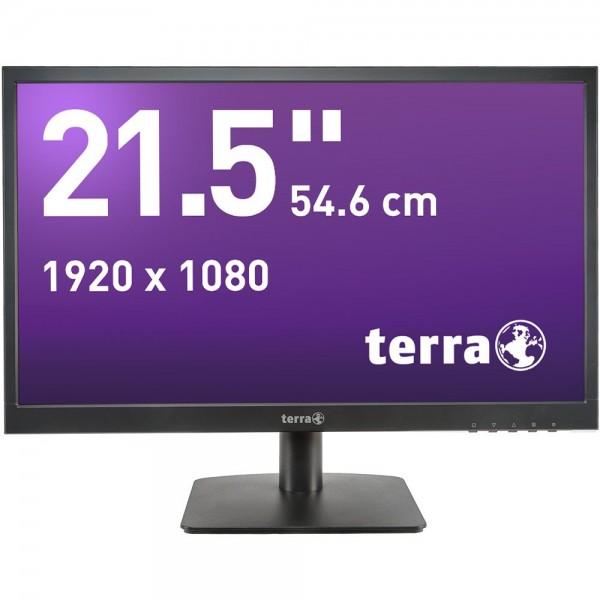 "Terra LED 2226W, 21,5"" (54.6 cm), DVI/HDMI, Lautsprecher"
