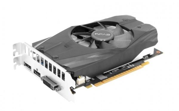 KFA2 GeForce GTX1050 OC
