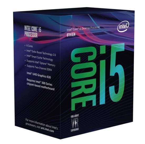 Intel Core I5-9400F, 2.9 GHz, Box