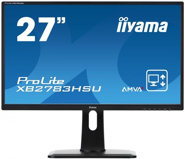 "iiyama XB2783HSU-B1, 27"" (68,6cm), Pivot"