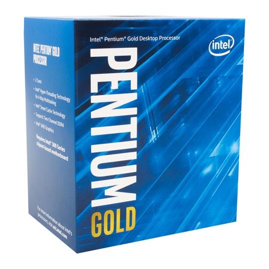 Intel Pentium Gold G6500 4.1 GHz, Box