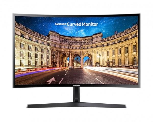 "Samsung C27F396F, 27"" (68,6 cm), Curved"