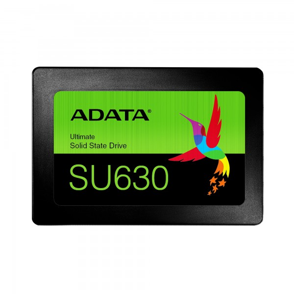 """ADATA SU630 480GB Solid State Drive SATA 6Gb/s 2,5"""""""