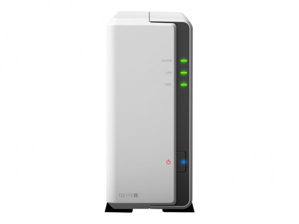 Synology DS119j 1-Bay-NAS