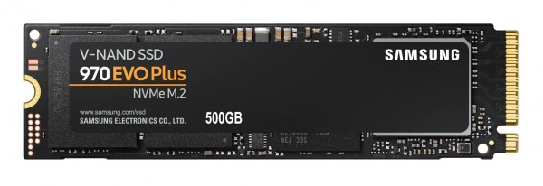 Samsung 970 Evo Plus 500GB Solid State Drive M.2