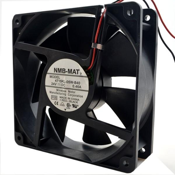 Industrie Lüfter 120*120*25, 24V, NMB-MAT 4715KL-05W-B40