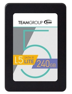 Team Lite L5 240GB Solid State Drive SATA 6Gb/s 2,5""