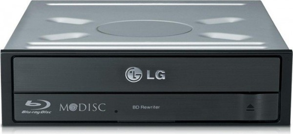 "LG BH16NS55 BluRay-/DVD-Brenner SATA, 5,25"" (13,3cm), SATA, schwarz"